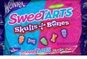 Wonka Sweet Tarts Skulls and Bones