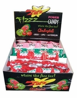 Zotz Fizz Candy - Apple, Cherry and Watermelon