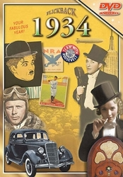 1934 or 1935 DVD