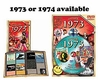 1973 or 1974 Book & DVD Combo