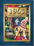 50th Birthday Book for 1965