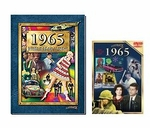 50th Birthday Book & DVD for 1965