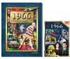 50th Birthday Book & DVD for 1966