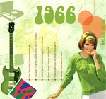 50th Birthday Music for 1966