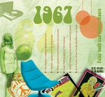 50th Birthday Music for 1967