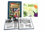50th Birthday Presents: Book & Music CD Set for 1965