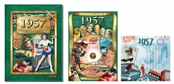 60th Birthday Gift Package: Book, Music & DVD for 1957