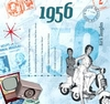 60th Birthday Music for 1956
