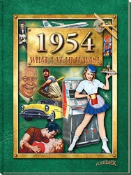 60th Book for 1954 or 1955