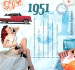 1951 Music: 65th Birthday Music CD