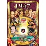 70th Birthday DVD for 1947