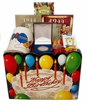 70th Gift Basket