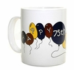 75th Birthday Coffee Mug
