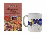 80th Birthday Gift Combo for 1935