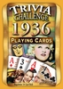 80th Birthday Deck of Trivia Cards for 1936 or 1937