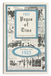 90th Birthday Book for 1925