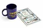 90th Birthday 1926 Mug & Book Combo