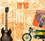 Music for 40th Birthday for 1976