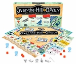 Over the Hill Game - Over the Hill Opoly