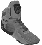 Grey Stingray Escape Bodybuilding MMA Shoe