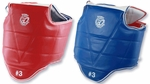 Taekwondo Solid Reversible Chest Guard