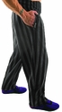 Charcoal Stripe Baggy Pant