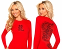Crystal Kanji Dragon Soft Thermal