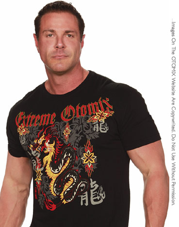 Extreme Flame Dragon Tee
