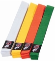 Martial Arts Student Rank Belts