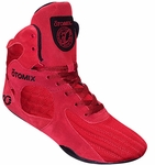 Red Stingray Bodybuilding Shoe