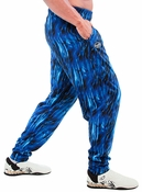 Ocean Bodybuilding Workout Baggy Gym Pant