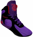 Otomix Purple Bruiser Stingray Bodybuilding MMA Shoe