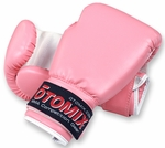Pink Boxing Gloves *