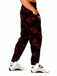 Red Dragon Baggy Gym Pant