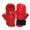 Red Sparring Punch Gloves