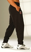 Bodybuilding Muscle Baggy Workout Pants-Solid Colors