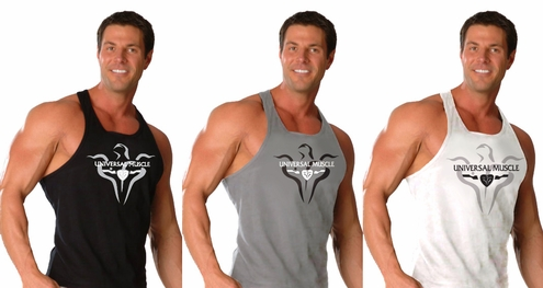 Universal Muscle Tank - Bodybuilding clothes for Pros!