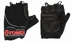 Weightlifting Gloves Black/White Trim