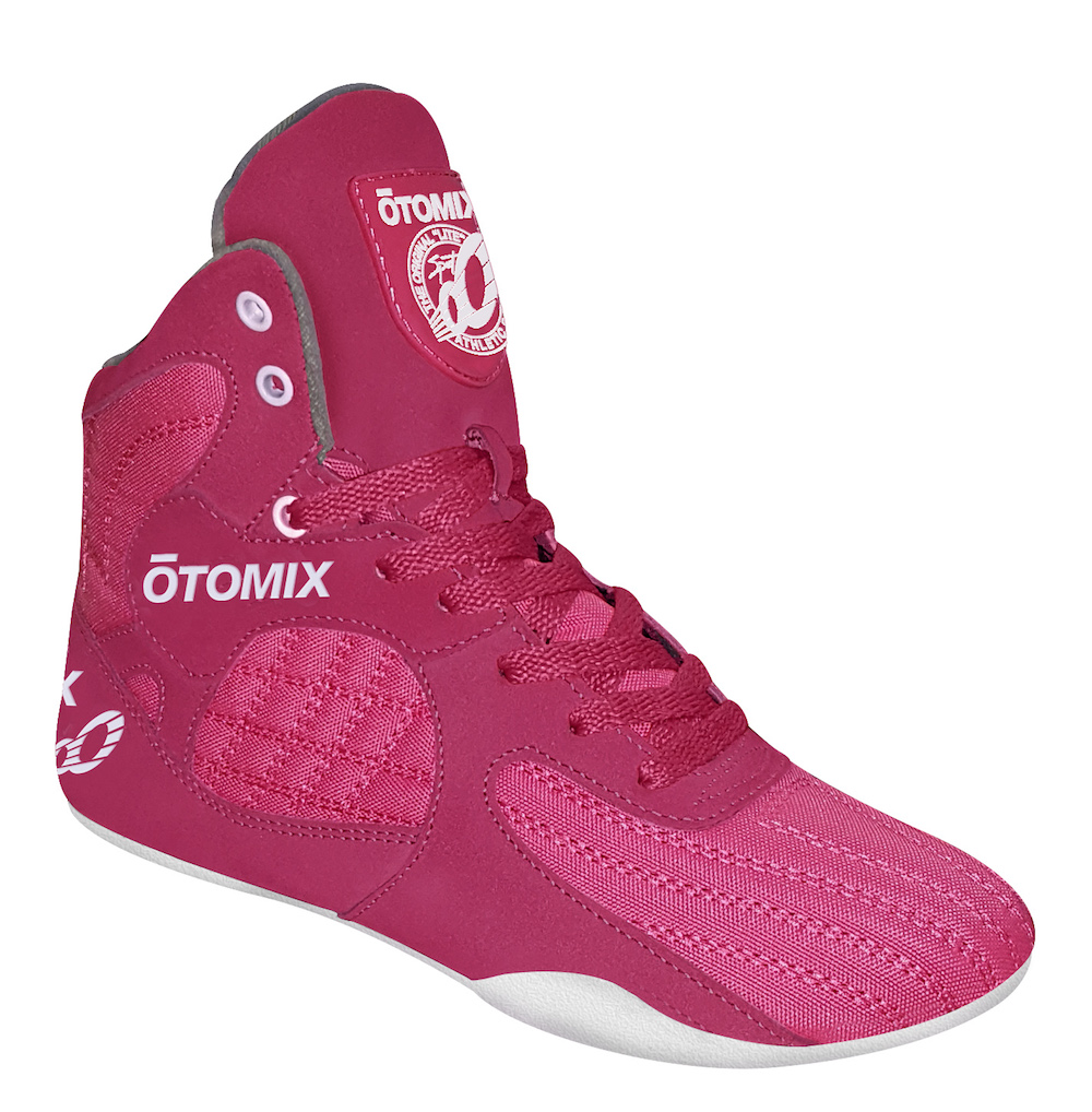 Pink Womens Boxing Shoes