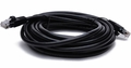 14ft Cat6a UTP RJ45 Ethernet Network Cable (BLACK)