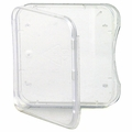 25-Pack Plastic Carrying Case for SD Memory Cards