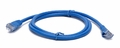 3 Foot Cat6a Ethernet UTP Patch Cable (BLUE)
