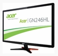 """Acer GN246HL Black 24"""" 1ms 144hz HDMI Widescreen LED Backlight LCD 3D Monitor"""