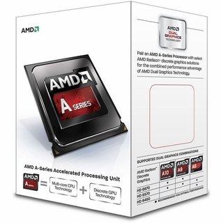 AMD A4-6300 Socket FM2 3.7GHz Dual Core Desktop CPU