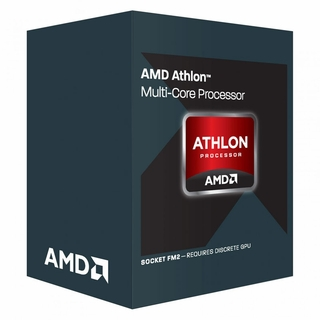 AMD Athlon X4 750K 3.4Ghz Quad-Core Processor FM2 Black Edition
