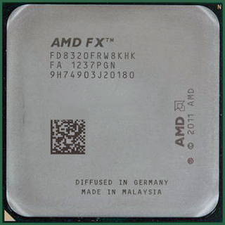 AMD FX-8320 Socket AM3+ 3.5GHz 8-Core OEM Processor
