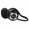 Arctic P253BT Silver and Black Bluetooth Stereo Headphones w/ Mic