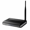 ASUS DSL-N10 2 in 1 device which serving as DSL modem and Wireless-N 150 router