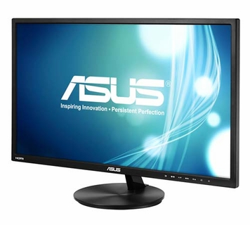 Asus VN248H-P 23.8 Inch Super Narrow Bezel HDMI LED Computer Monitor