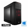 Axitron Fire i5-7400 Quad Core 1TB HDD+120GB SSD, 16GB RAM, GTX 1060 Windows 10 Gaming PC